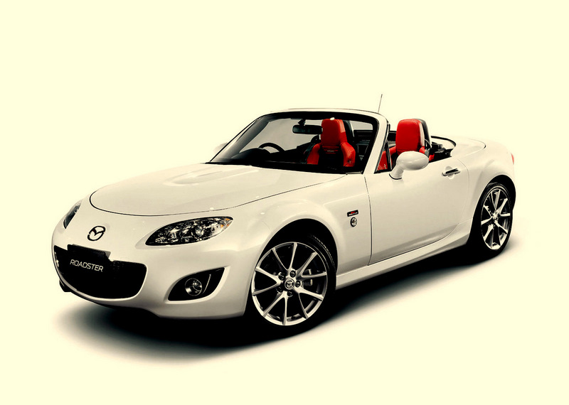 Mazda MX-5 Miata 20th Anniversary Edition