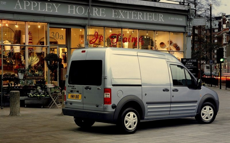 Small Business Solution:  Ford Transit Connect