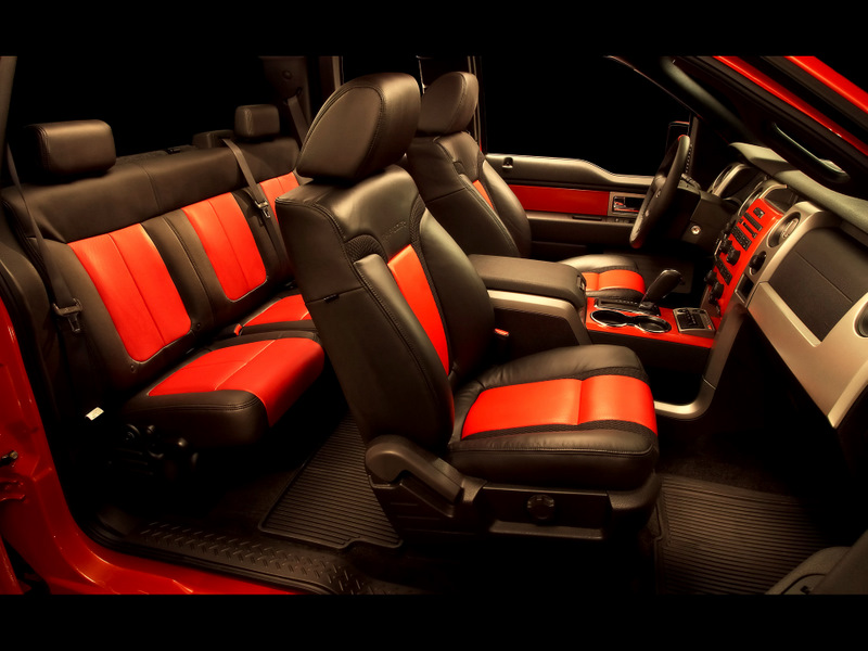 Ford Raptor Interior Pictures. This Raptor is designed only