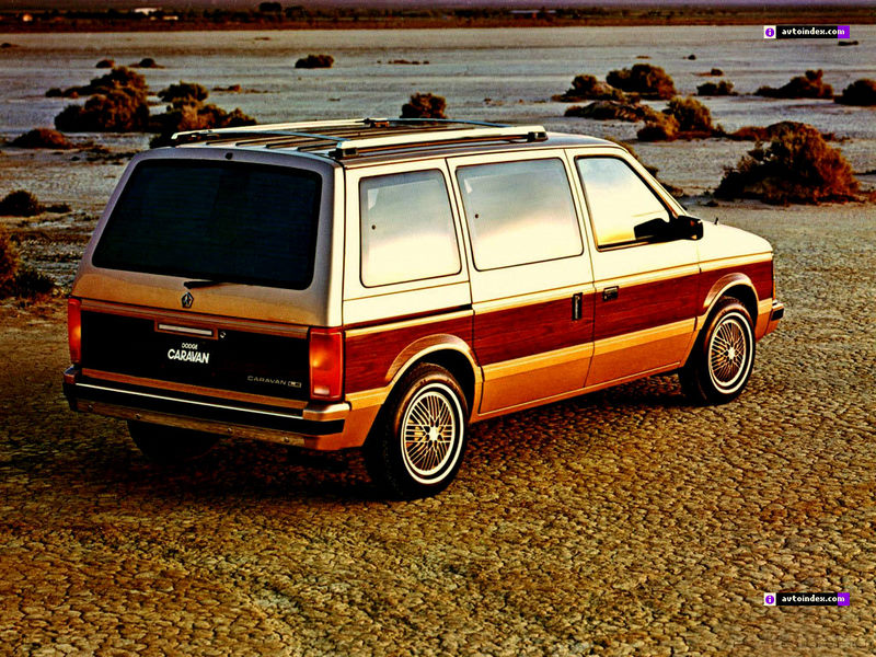 Dodge Caravan: A Car That Changed The World