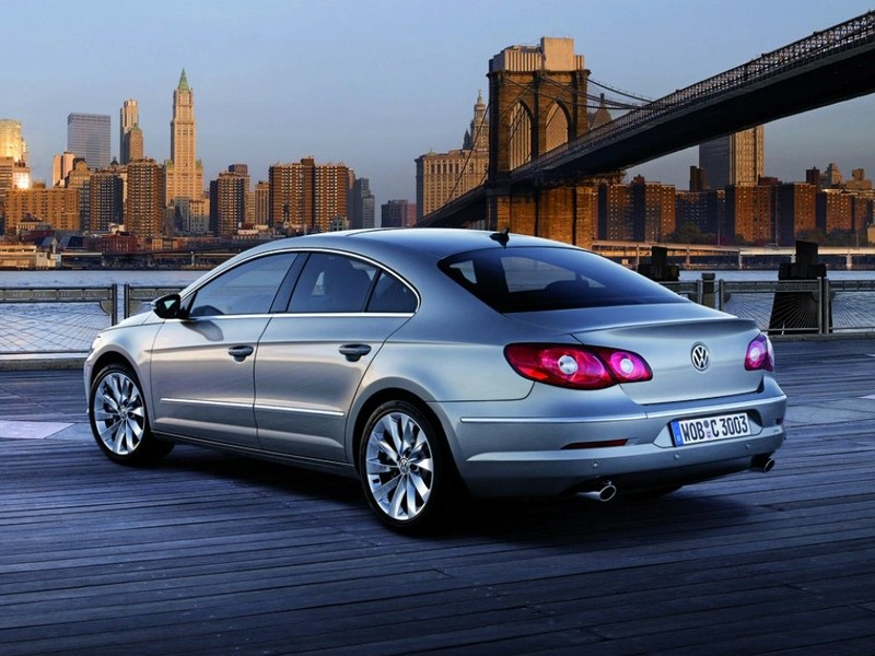 Volkswagen CC, Borrowed Design