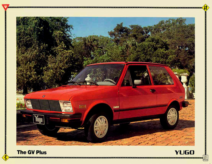 Yugo, Victim or Victimizer?