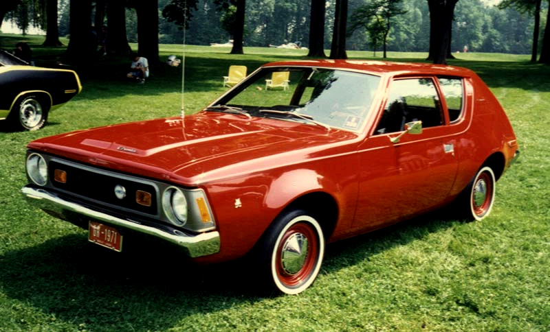 amc automobiles worst cars of the 70s