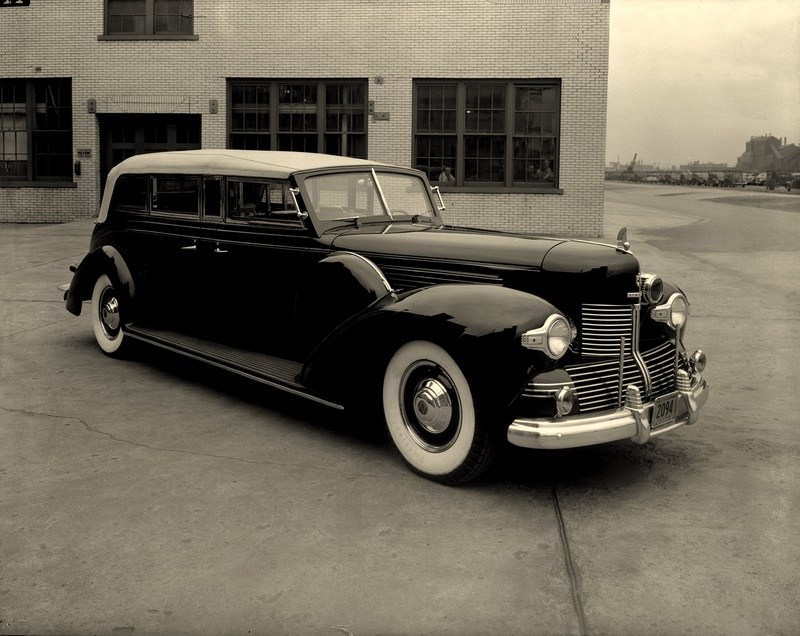 FDRs 1939 Lincoln Sunshine