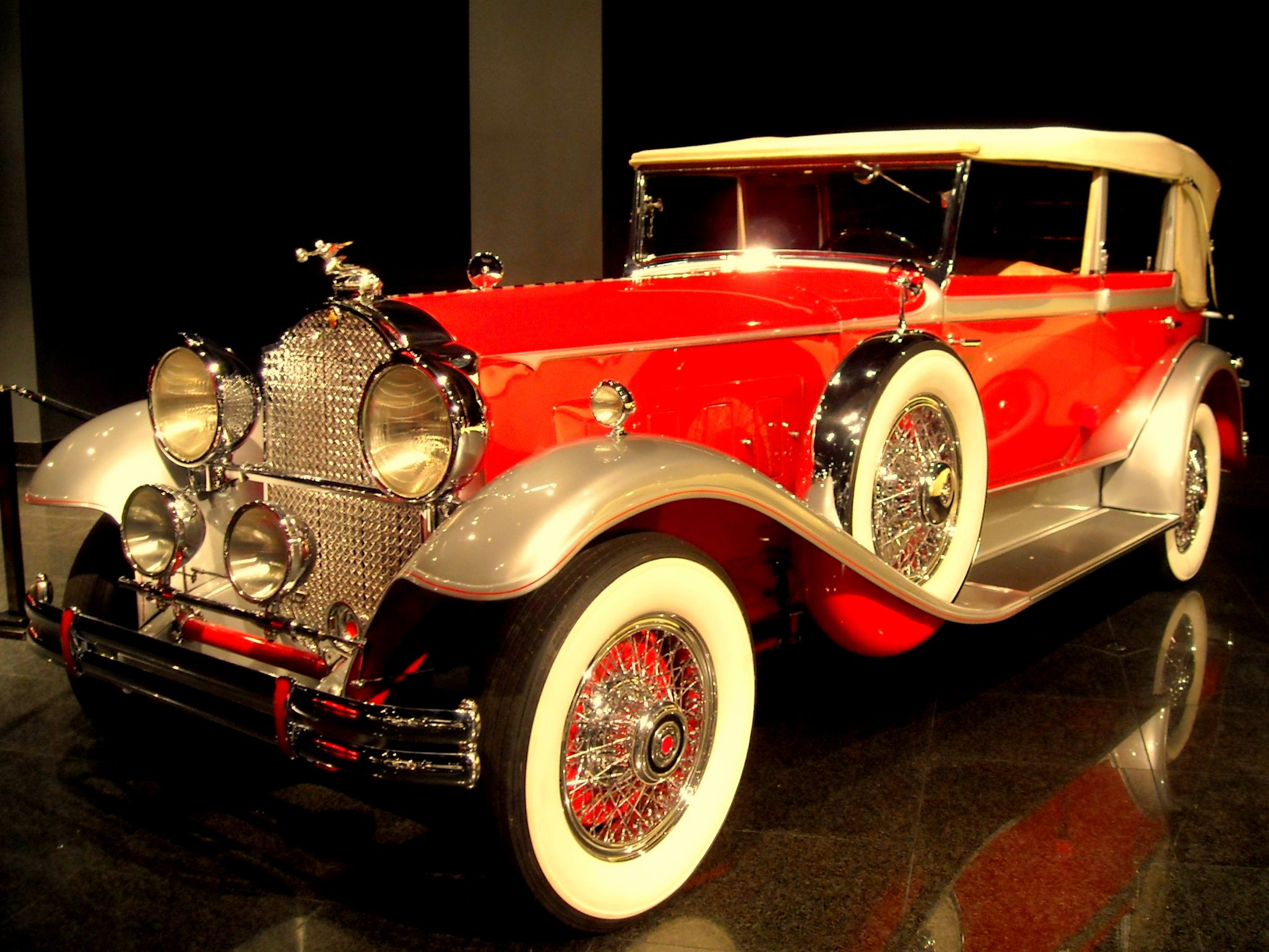 Packard – A sad reminder of the great cars that used to flow from ...