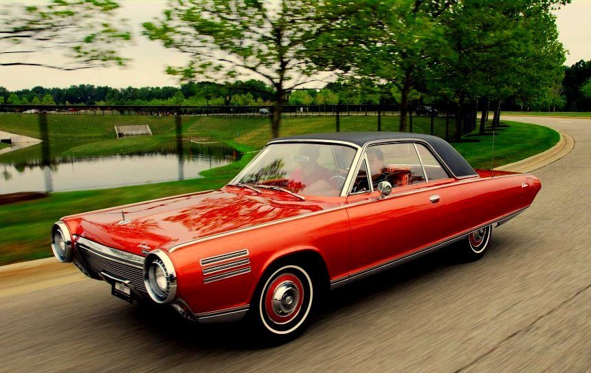 Chrysler Turbine | Models, Kits + More!