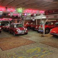 Toad Hall Sports Car Collection