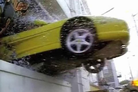 The Art of the Movie Car Chase