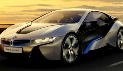 BMW is Electric