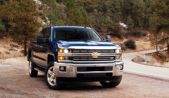 2017 Chevy Silverado 2500HD