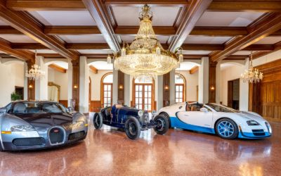 The Inaugural Audrain's Newport Concours & Motor Week 2019