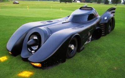 Batmobile for Sale!