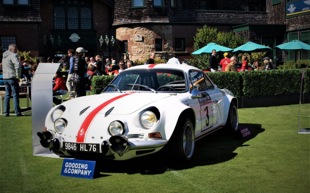 A Day of Classics – Audrain's Concours