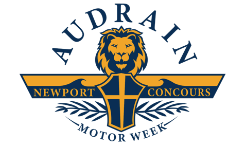 Audrain Newport Concours & Motor Week Applications