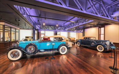 AUDRAIN AUTOMOBILE MUSEUM TO RE-OPEN