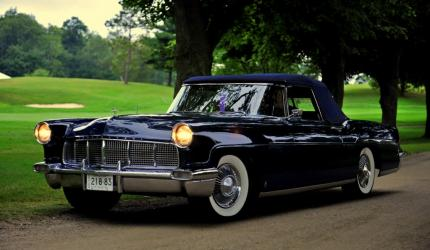 Personal Luxury Cars: The Continental Mark
