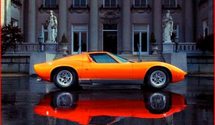 Lamborghini Miura, The First Supercar