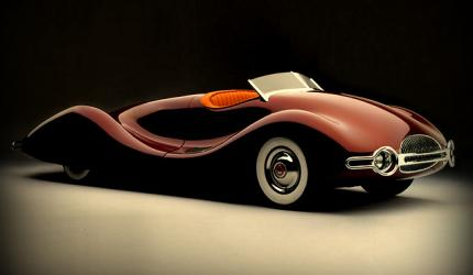 The Art Deco Era: Cars of the 1940's